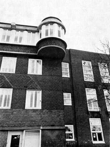amsterdamse school typografie